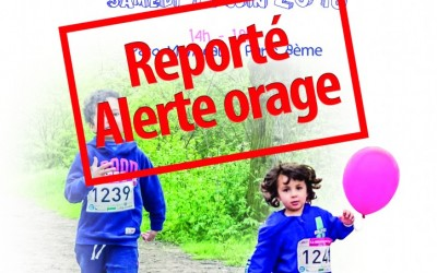 JOURNEE KIDS DU 11 JUIN ANNULEE : ALERTE ORAGES