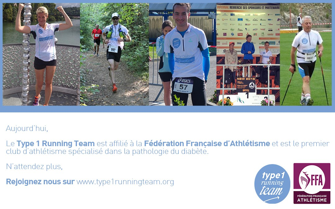 AFFILIATION DU CLUB A LA FÉDÉRATION FRANCAISE D'ATHLETISME