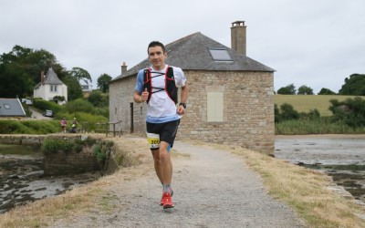 WILLIAM, FINISHER DE L'ULTRA MARIN 177kM / 1000D+