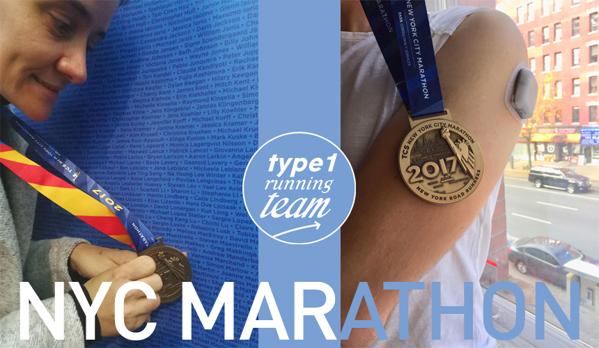 NYC MARATHON : 2 MEMBRES FINISHERS