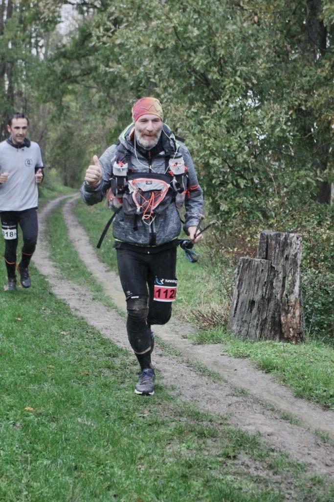 Jean michel tavernier - Type 1 running team - Marathon des sables
