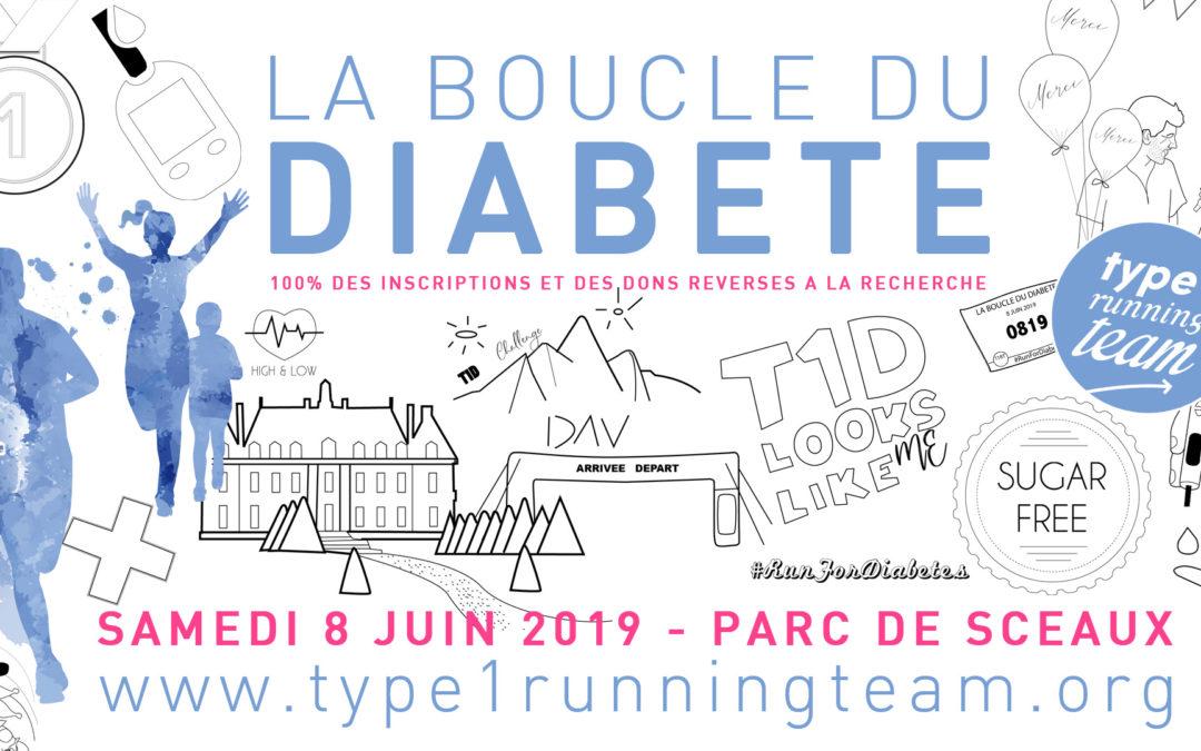 BOUCLE DU DIABETE – PARTENAIRES 2019