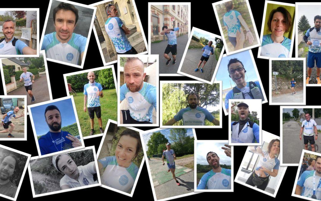 EKIDEN – Courir un marathon en équipe aux 4 coins de la France